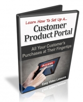 Customer Product Portals Private Label Rights