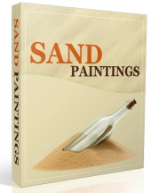 Sand Paintings Audio Tracks Private Label Rights