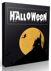 Halloween Audio Tracks Private Label Rights