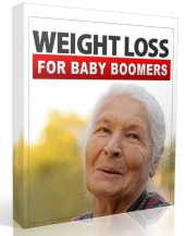 Weight Loss for Baby Boomers Audio Tracks Private Label Rights