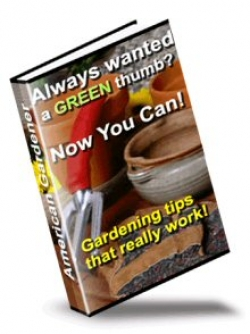 American Gardener : Gardening tips that really work!