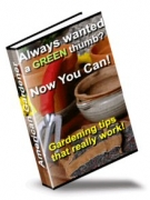 American Gardener : Gardening tips that really work! Private Label Rights