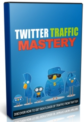 Twitter Traffic Mastery Private Label Rights