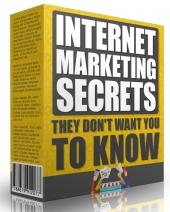 Internet Marketing Secrets by Ian del Carmen Private Label Rights