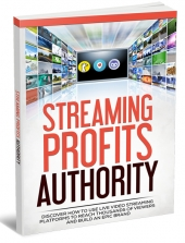 Streaming Profits Authority Private Label Rights