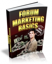 Forum Marketing Basics 2015 Private Label Rights