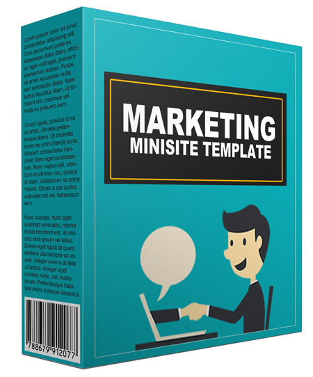 Marketing Minisite 2015 V2