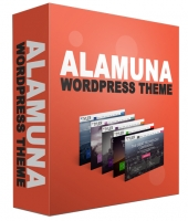Alamuna WordPress Theme Private Label Rights