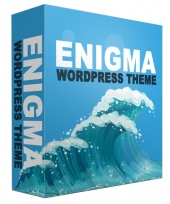 Enigma WordPress Theme Private Label Rights