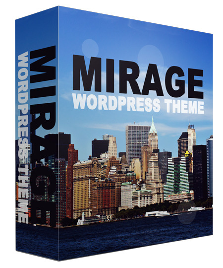 Mirage WordPress Theme