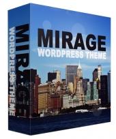 Mirage WordPress Theme Private Label Rights