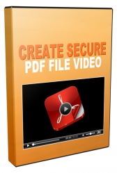 Create Secured PDF Files Private Label Rights