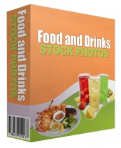 Food and Drinks Stock Images Private Label Rights