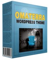 Amazing Omaterra WordPress Theme Private Label Rights