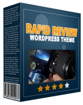 Rapid Review WordPress Theme Private Label Rights