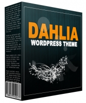 Dahlia WordPress Theme 2015 Private Label Rights