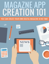 Magazine App Creation Private Label Rights
