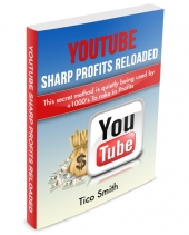 YouTube Sharp Profits Reloaded Private Label Rights