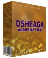 Osheaga Premium WordPress Theme Private Label Rights