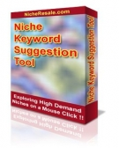 Niche Keyword Suggestion Tool Version 2.5 Private Label Rights