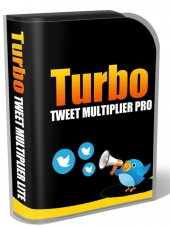 Turbo Tweet Multiplier Pro Private Label Rights