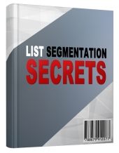 New List Segmentation Secrets Private Label Rights