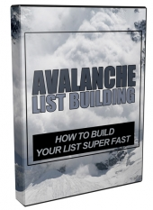 New Avalanche List Building Private Label Rights