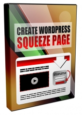 Create Squeeze Page in WordPress Private Label Rights