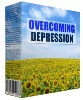 Overcoming Depression Software Private Label Rights