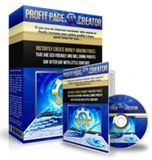 WP Profit Page Creator Private Label Rights