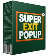 Unique Exit Popup Private Label Rights