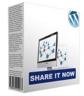 Share It Now WordPress Plugin Private Label Rights