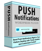 Push Notifications Plugin Private Label Rights