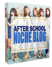 After School Niche Blog Private Label Rights
