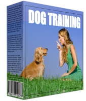 New Dog Training Information Software Private Label Rights