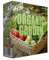 Organic Garden Information Software Private Label Rights