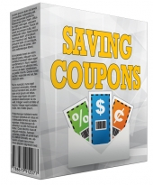 Saving Coupons Information Software Private Label Rights