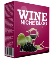 Pre-Made Wine Niche Website Private Label Rights