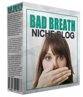New Bad Breath Niche Blog Private Label Rights