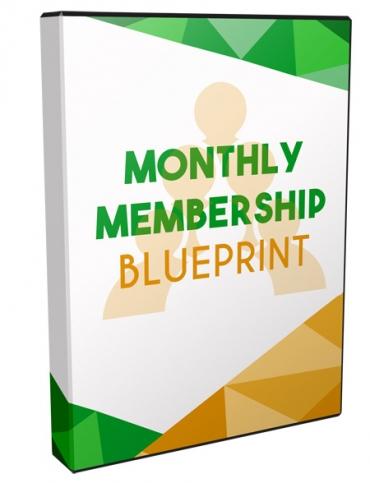 Monthly Membership Blueprint - Video Upgrade