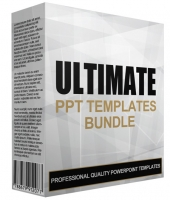 Ultimate Powerpoint Templates Bundle Private Label Rights