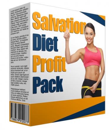 Salvation Diet Profit Pack
