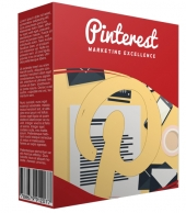 Pinterest Marketing Excellence Report and Video Series Package Private Label Rights
