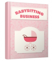 Babysitting Business Private Label Rights