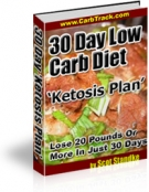 30 Day Low Carb Diet 'Ketosis Plan Private Label Rights