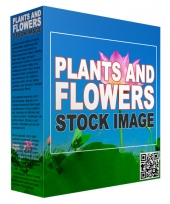 Plants and Flowers Stock Images Private Label Rights