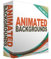 Animated Backgrounds Volume 4 Private Label Rights
