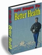 101 Steps To Better Health Private Label Rights