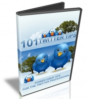 101 Twitter Tips Private Label Rights