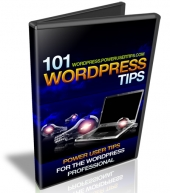 101 Wordpress Power Tips Private Label Rights